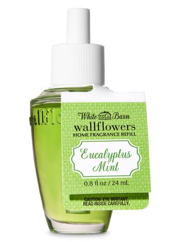 Refil Wallflowers - Eucalyptus Mint