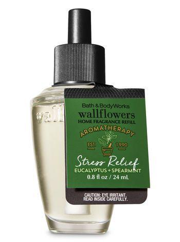 Refil Wallflowers - Eucalyptus Spearmint
