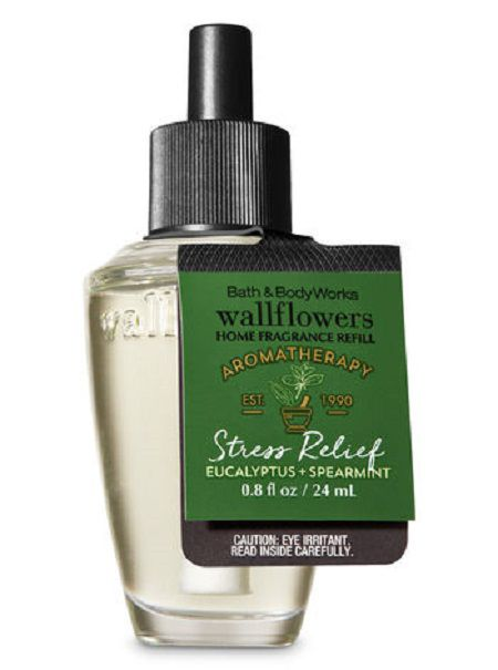 Refil Wallflowers - Eucalyptus Spearmint