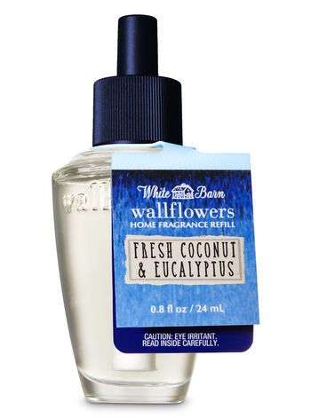Refil Wallflowers - Fresh Coconut & Eucalyptus
