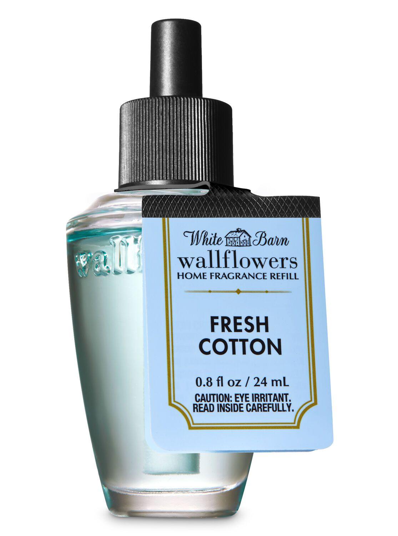 Refil Wallflowers - Fresh Cotton