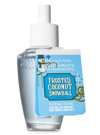 Refil Wallflowers - Frosted Coconut Snowball