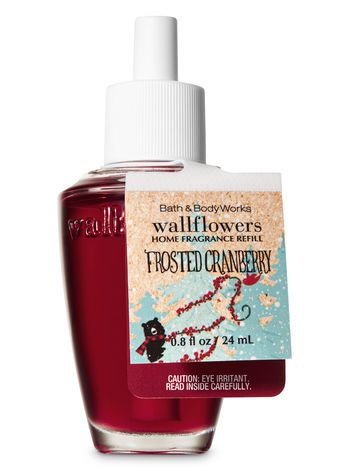Refil Wallflowers - Frosted Cranberry