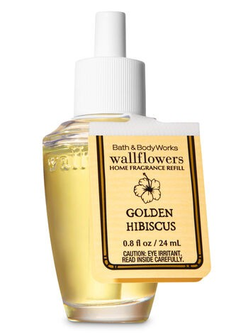 Refil Wallflowers - Golden Hibiscus