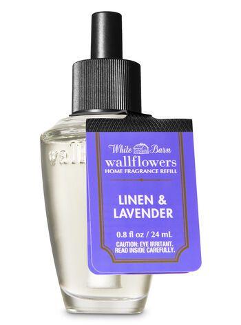 Refil Wallflowers - Linen & Lavender