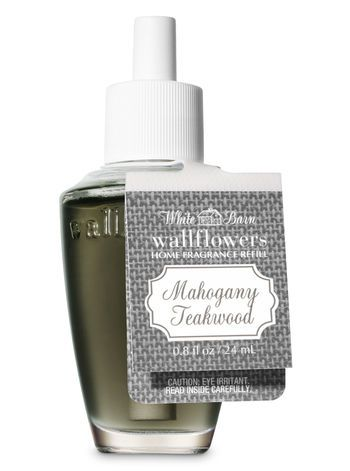 Refil Wallflowers - Mahogany Teakwood
