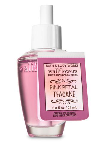 Refil Wallflowers - Pink Petal Tea Cake