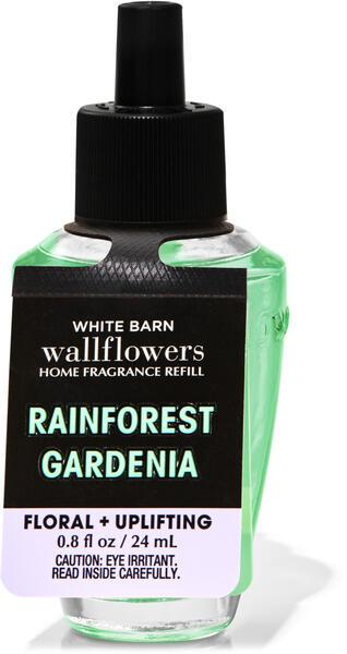 Refil Wallflowers - Rainforest Gardenia