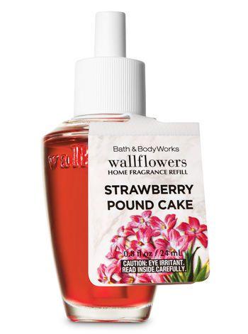 Refil Wallflowers - Strawberry Pound Cake