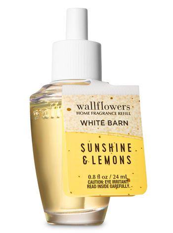 Refil Wallflowers - Sunshine & Lemons