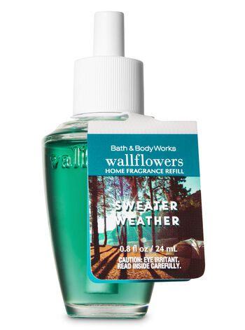Refil Wallflowers - Sweater Weather