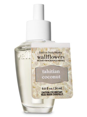 Refil Wallflowers - Tahitian Coconut