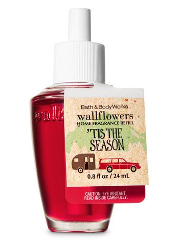Refil Wallflowers - Tis The Season