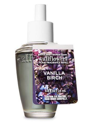 Refil Wallflowers - Vanilla Birch