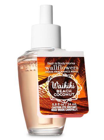 Refil Wallflowers - Waikiki Beach Coconut