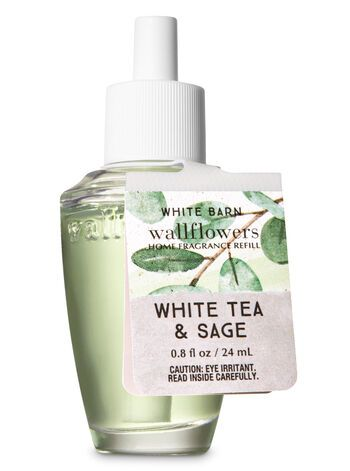 Refil Wallflowers - White Tea & Sage