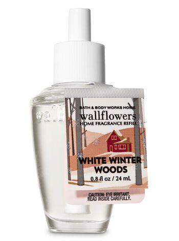 Refil Wallflowers - Winter White Woods