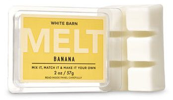 Refil Wax Melt - Banana