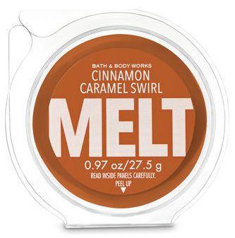 Refil Wax Melt - Cinnamon Caramel Swirl
