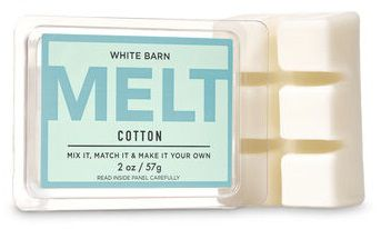 Refil Wax Melt - Cotton
