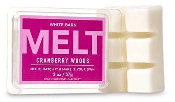Refil Wax Melt - Cranberry Woods