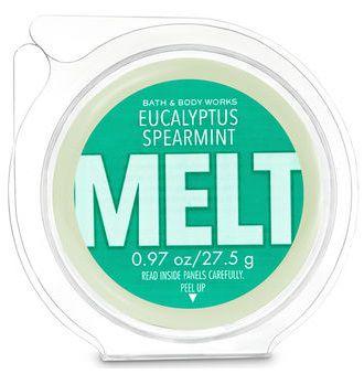 Refil Wax Melt - Eucalyptus & Spearmint