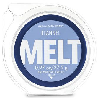 Refil Wax Melt - Flannel
