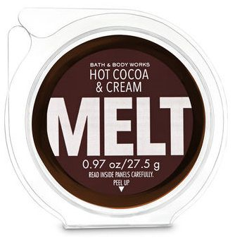 Refil Wax Melt - Hot Cocoa Cream