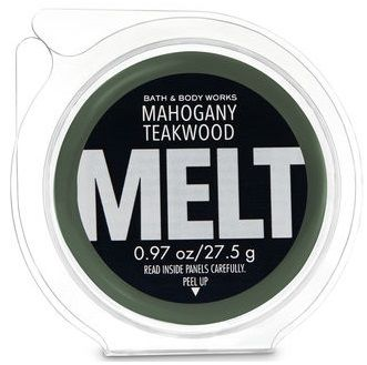 Refil Wax Melt - Mahogany Teakwood