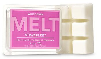 Refil Wax Melt - Strawberry