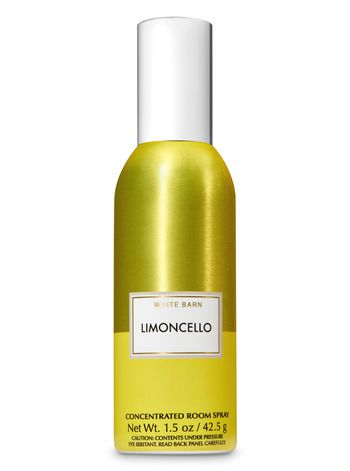 Room Spray - Limoncello