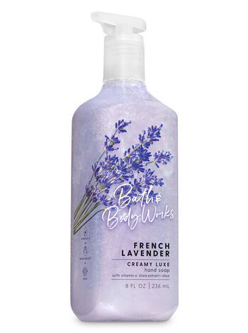 Sabonete Creamy Luxe - French Lavender