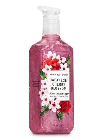 Sabonete Creamy Luxe - Japanese Cherry Blossom