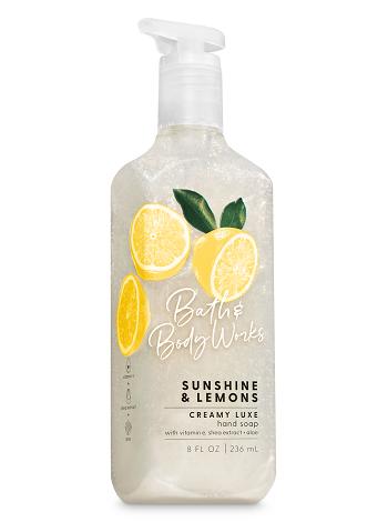 Sabonete Creamy Luxe - Sunshine & Lemons