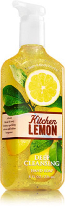 Sabonete Deep Cleasing - Kitchen Lemon