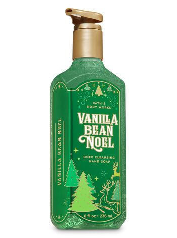 Sabonete Deep Cleasing - Vanilla Bean Noel