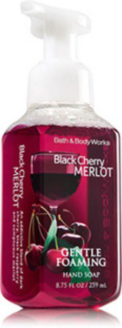 Sabonete Em Espuma - Black Cherry Merlot