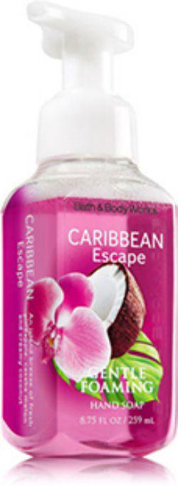 Sabonete Em Espuma - Caribbean Escape
