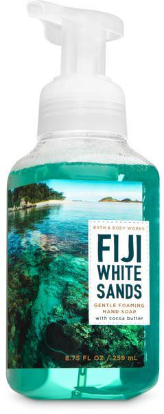 Sabonete Em Espuma - Fiji White Sands
