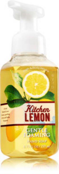 Sabonete Em Espuma - Kitchen Lemon