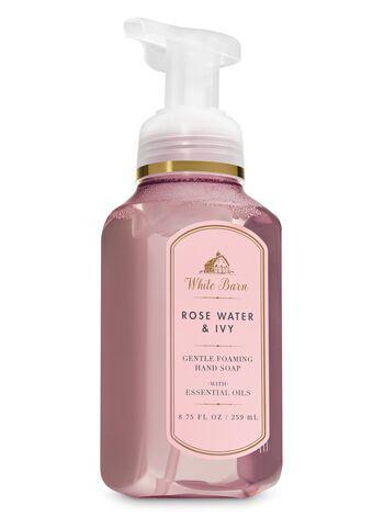 Sabonete Em Espuma - Rose Water & Ivy