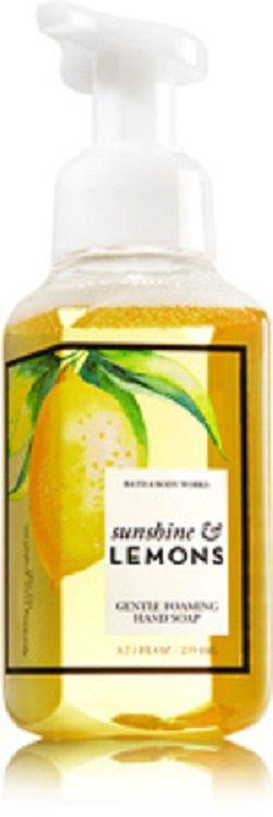 Sabonete Em Espuma - Sunshine & Lemons