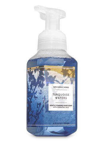 Sabonete Em Espuma - Turquoise Waters