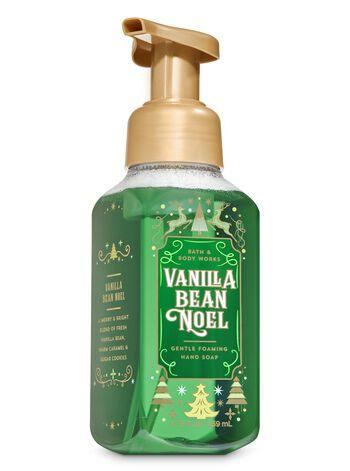 Sabonete Em Espuma - Vanilla Bean Noel