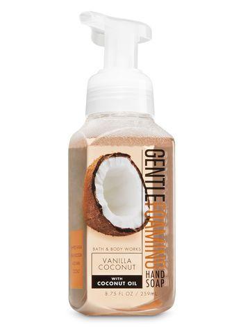 Sabonete Em Espuma - Vanilla Coconut