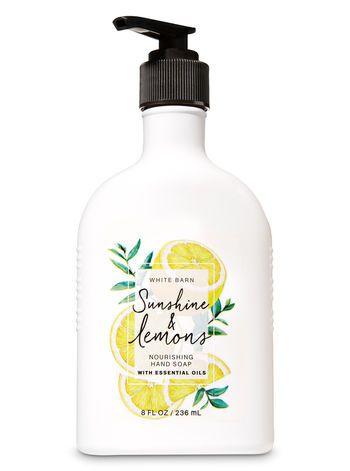 Sabonete Hidratante - Sunshine & Lemons