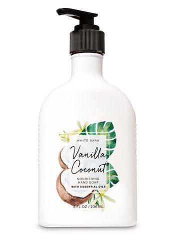 Sabonete Hidratante - Vanilla Coconut