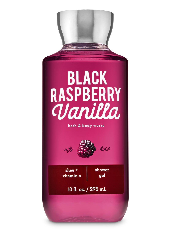 Shower Gel - Black Raspberry Vanilla