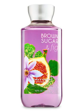 Shower Gel - Brown Sugar & Fig