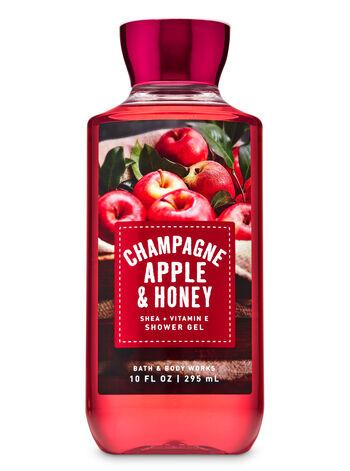 Shower Gel - Champagne Apple & Honey